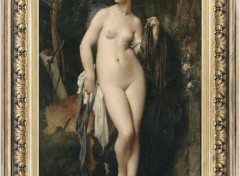 Erotic Art Diane - 1872 - Elie Delaunay