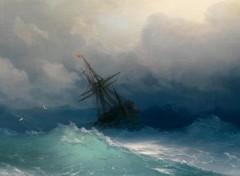 Art - Peinture Marine - 1899 - Ivan Aïvazovsky