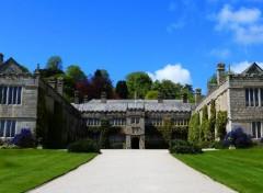 Voyages : Europe Le château de Lanhydrock (Cornwall)