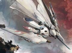 Jeux Vidéo Ikaruga - Steam Trading Card - Ginkei (White)