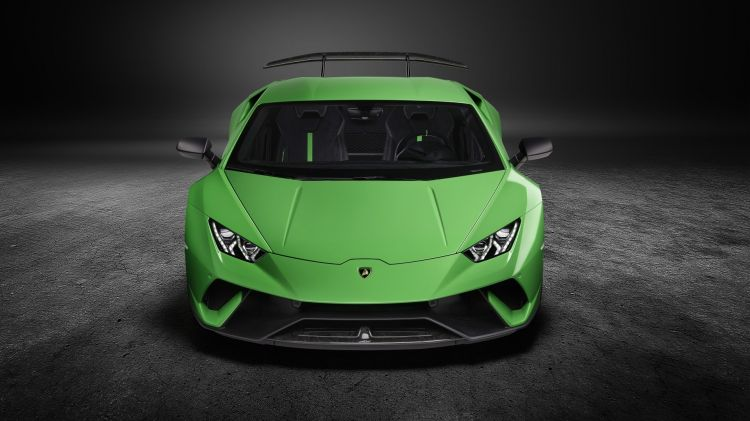 Fonds d'écran Voitures Lamborghini Wallpaper N°449209