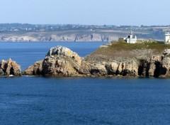 Voyages : Europe La pointe de Dinan (Finistère sud)
