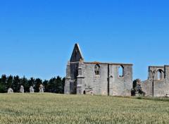 Constructions et architecture abbaye