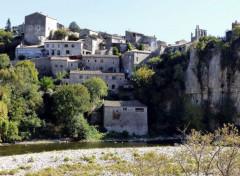 Voyages : Europe Balazuc