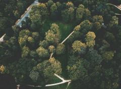 Voyages : Europe Bois de la cambre - Bruxelles