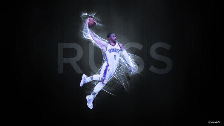 Fonds d'écran Sports - Loisirs Russell Westbrook Russell Westbrook