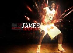 Sports - Leisures Lebron James