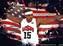 Sports - Loisirs Carmelo Anthony