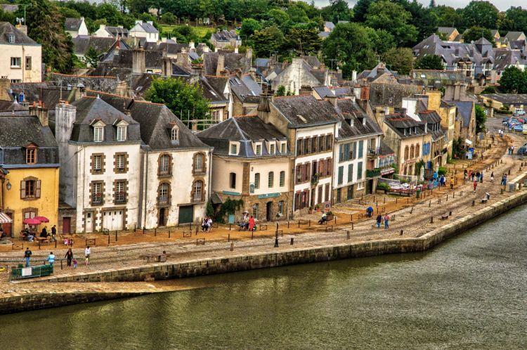 Wallpapers Trips : Europ France > Bretagne St-Goustan