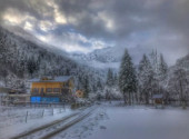 Voyages : Europe Neve in montagna