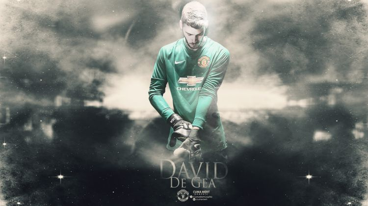 Fonds d'écran Sports - Loisirs David De Gea David De Gea