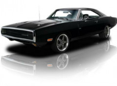 Voitures dodge charger 1970