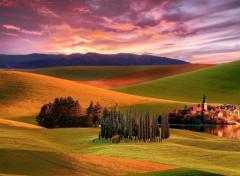 Digital Art De la Savoie à la Toscane