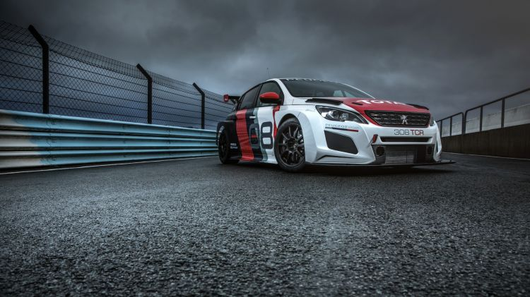 Wallpapers Cars Peugeot Wallpaper N°457163