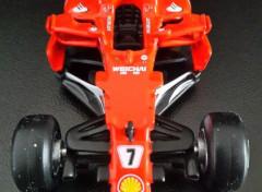 Cars Ferrari SF 70 H (2017 - K.RAIKKONEN)