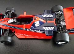 Cars Brabham - Alfa Roméo BT46 (1978 - J.Watson)