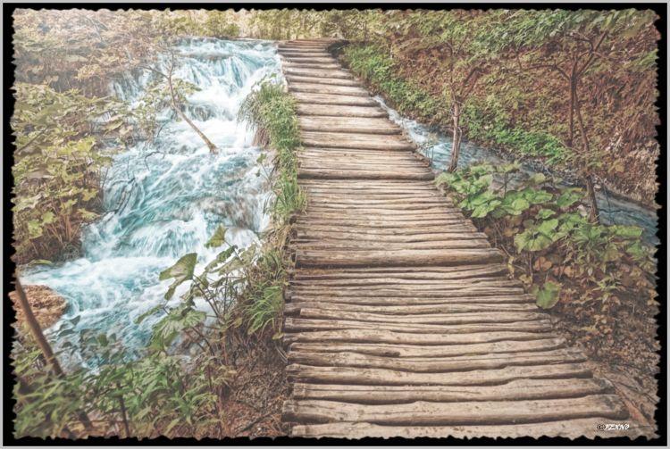 Wallpapers Nature Rivers - Torrents Wallpaper N°457303