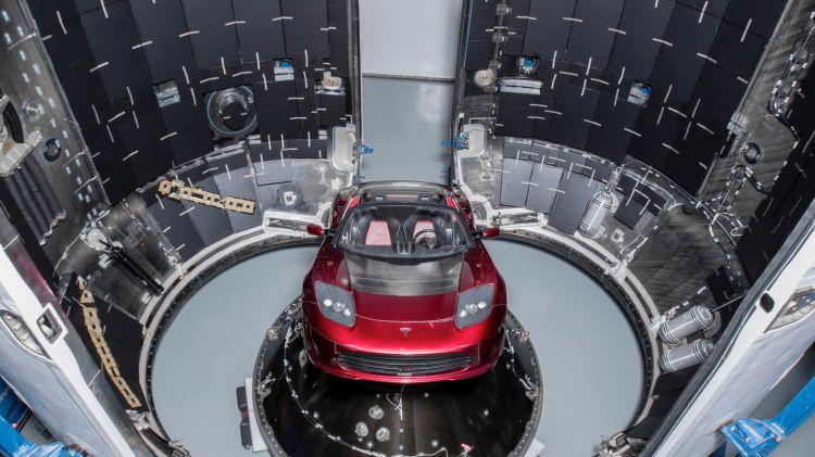 Fonds d'écran Voitures Tesla Wallpaper N°457694