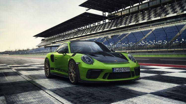 Fonds d'écran Voitures Porsche Wallpaper N°458448