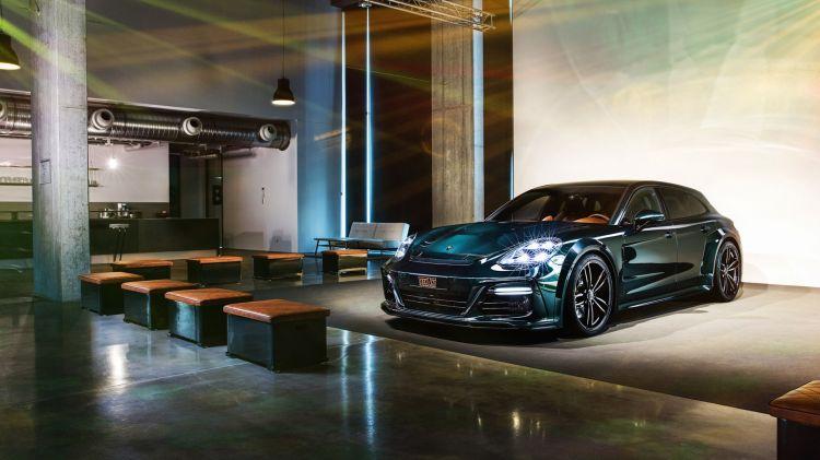 Wallpapers Cars Porsche Wallpaper N°458504