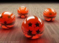 Digital Art dragon ball