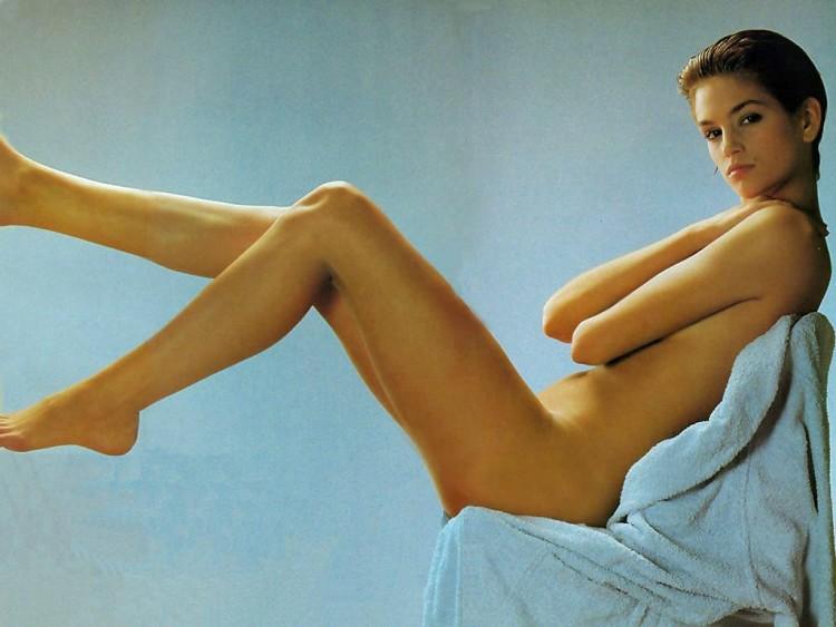 Fonds d'écran Célébrités Femme Cindy Crawford Wallpaper N°55630