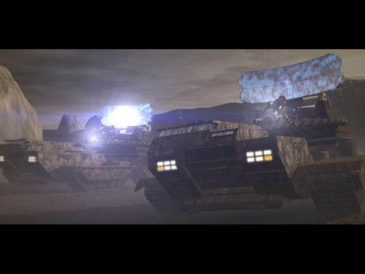 Fonds d'écran Jeux Vidéo Command and Conquer : Soleil de Tiberium Wallpaper N°35046
