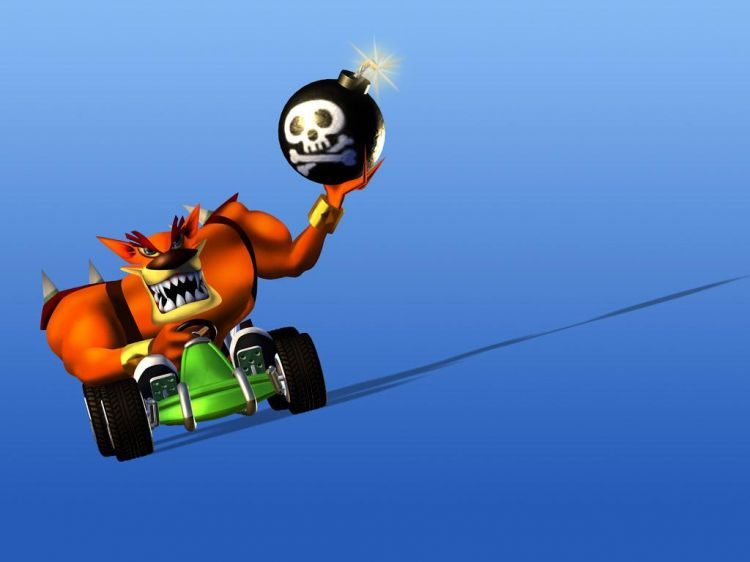 Wallpapers Crash Bandicoot Wallpaper N