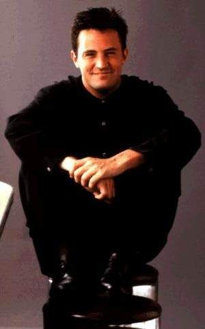 Fonds d'écran Célébrités Homme Matthew Perry Wallpaper N°54531