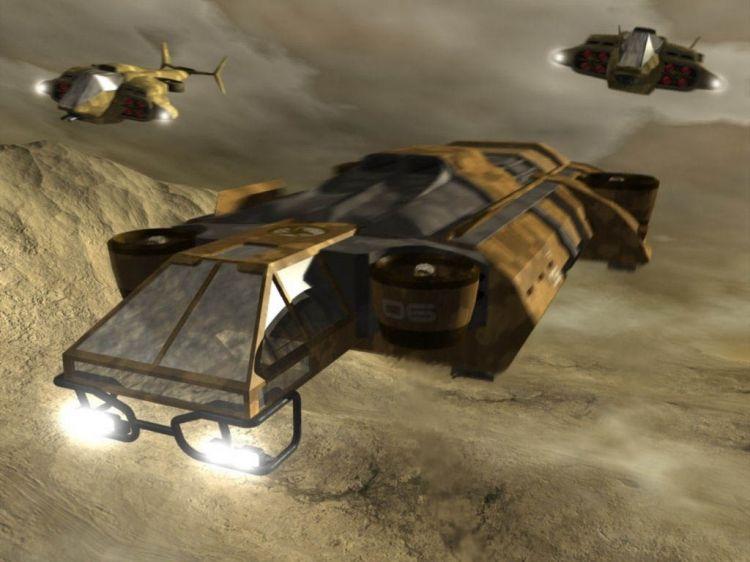 Fonds d'écran Jeux Vidéo Command and Conquer : Soleil de Tiberium Wallpaper N°35056
