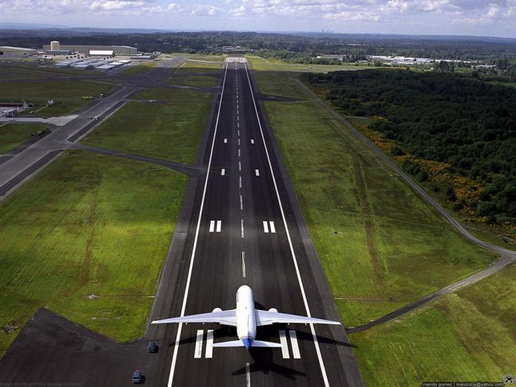 Fonds d'écran Avions Avions de ligne Wallpaper N°51201