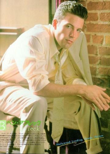 Fonds d'écran Célébrités Homme Ben Affleck Wallpaper N°54150