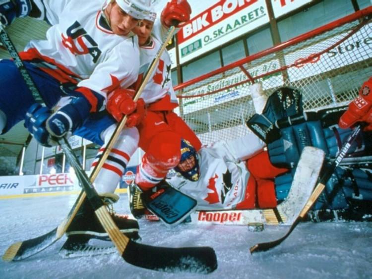 Wallpapers Sports - Leisures Hockey Wallpaper N°53851