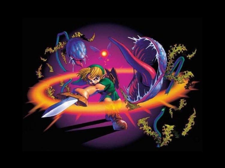 Fonds d'écran Jeux Vidéo Zelda Wallpaper N°35833
