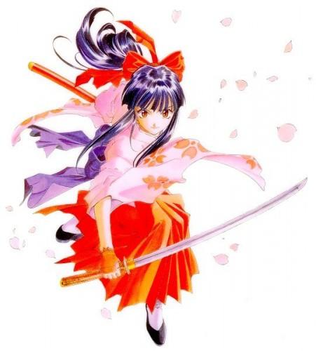 Fonds D Ecran Manga Fonds D Ecran Sakura Wars Wallpaper N 50472
