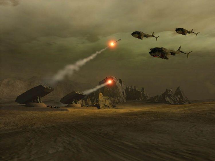 Fonds d'écran Jeux Vidéo Command and Conquer : Soleil de Tiberium Wallpaper N°35057