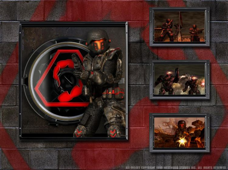 Fonds d'écran Jeux Vidéo Command and Conquer : Soleil de Tiberium Wallpaper N°35070