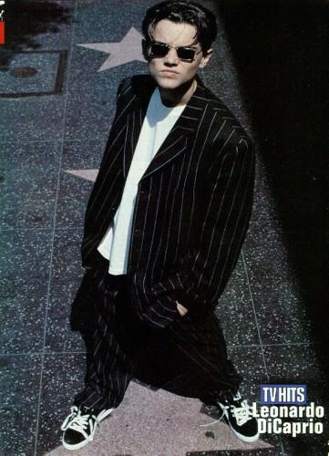 Fonds d'écran Célébrités Homme Leonardo Di Caprio Wallpaper N°54505