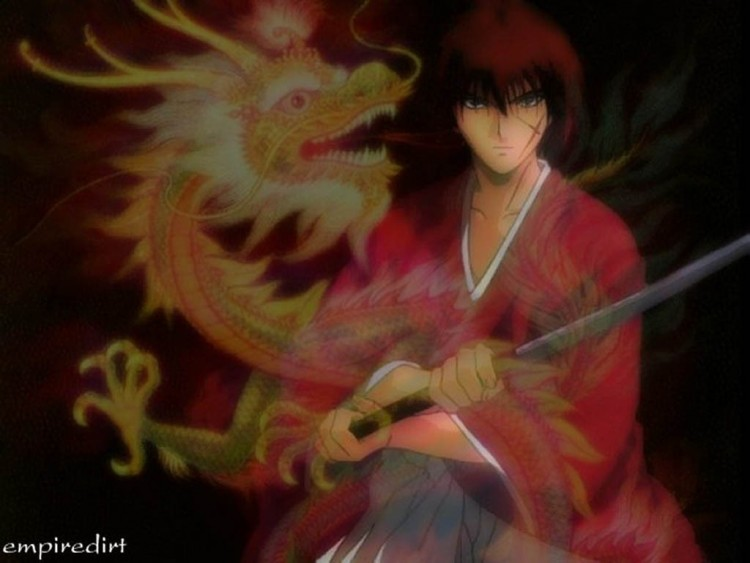 Wallpapers Manga Kenshin Wallpaper N°51033