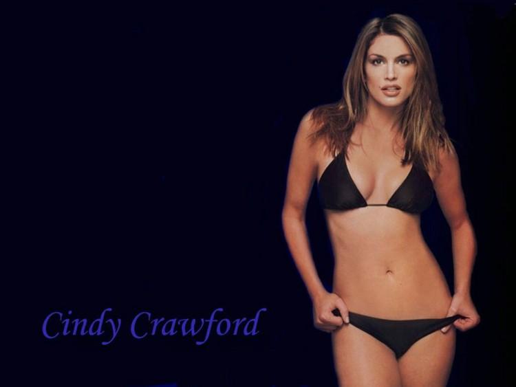 Fonds d'écran Célébrités Femme Cindy Crawford Wallpaper N°55654