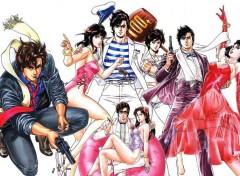 Fonds d'écran Manga Image sans titre N°48701