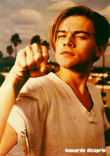 Fonds d'écran Célébrités Homme Leonardo Di Caprio Wallpaper N°54488