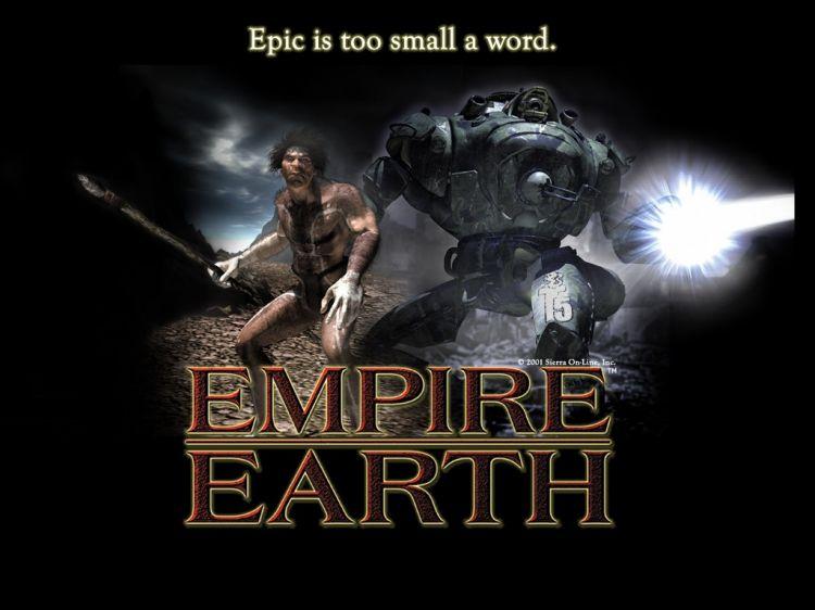 Fonds d'écran Jeux Vidéo Empire Earth Wallpaper N°32016