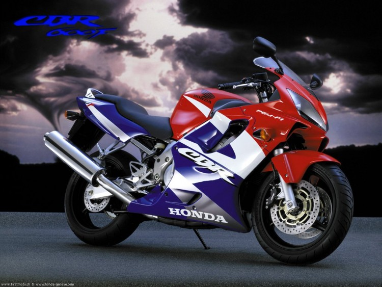 Wallpapers Motorbikes Honda Wallpaper N°53020
