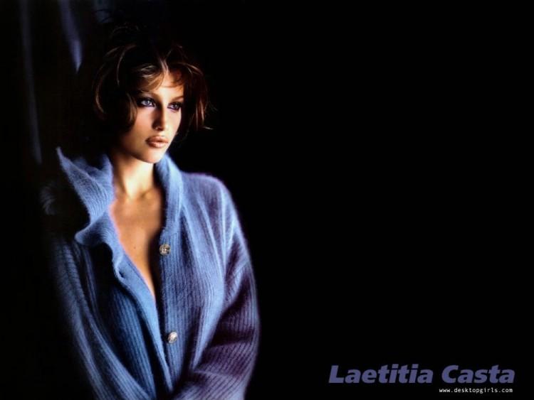 Fonds d'écran Célébrités Femme Laetitia Casta Wallpaper N°57018