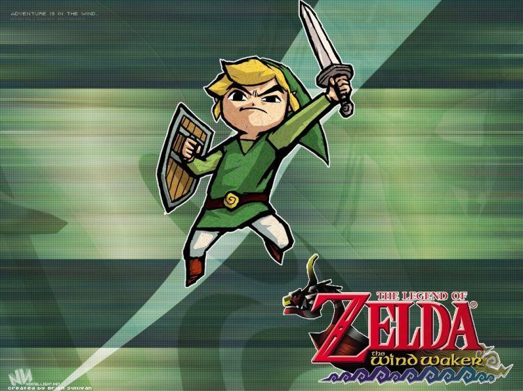 Fonds d'écran Jeux Vidéo Zelda Wallpaper N°36569
