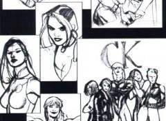 Fonds d'écran Comics et BDs Image sans titre N°47665