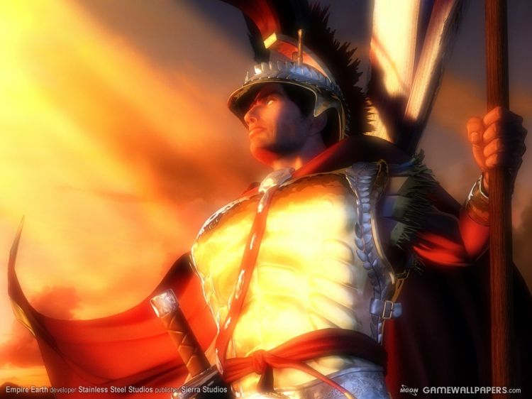 Fonds d'écran Jeux Vidéo Empire Earth Wallpaper N°32020