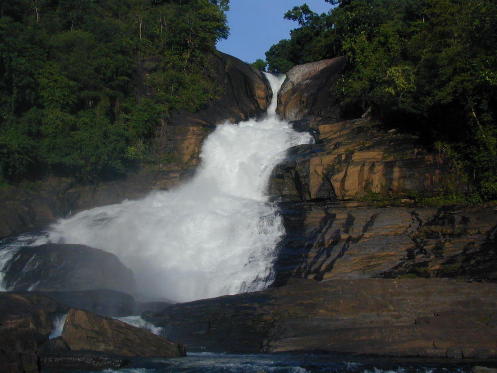 Wallpapers Nature Waterfalls