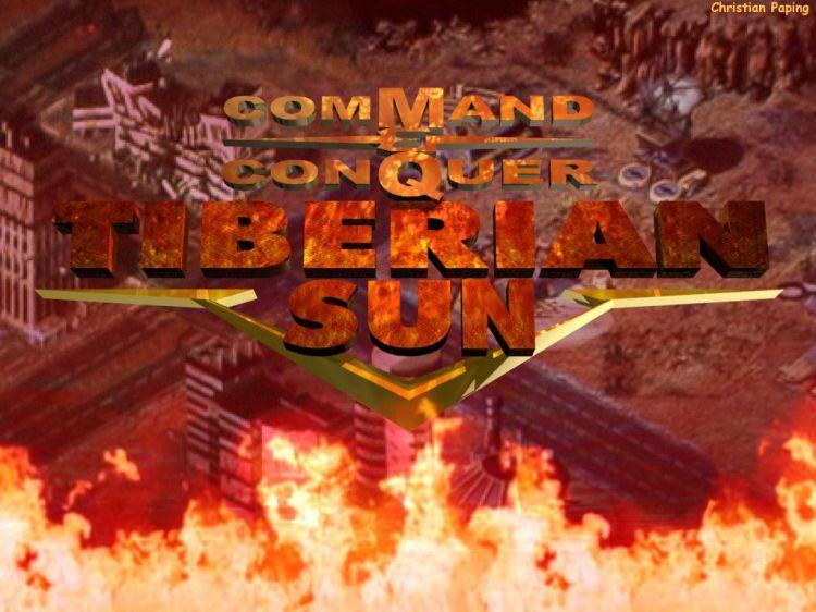 Fonds d'écran Jeux Vidéo Command and Conquer : Soleil de Tiberium Wallpaper N°35066